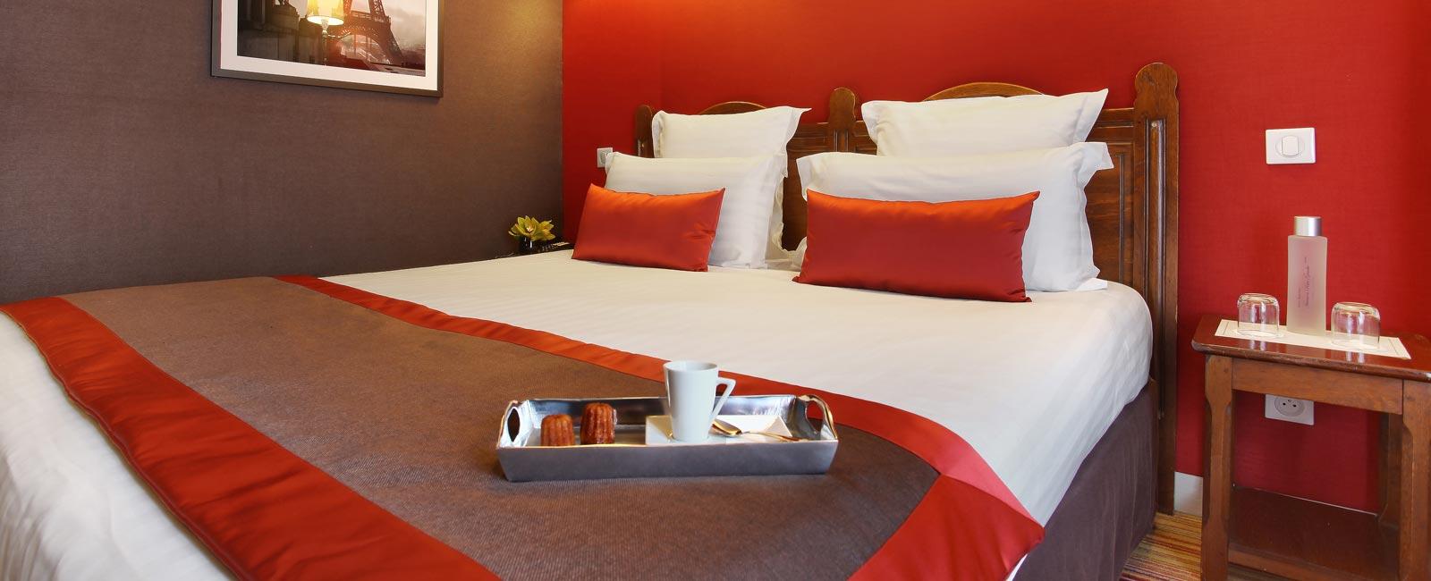 Chambres communicantes hotel trianon rive gauche for 2 chambres communicantes