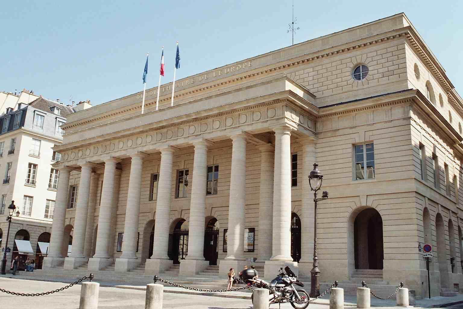 Théâtre de l'Odéon - Théâtre de l'Europe