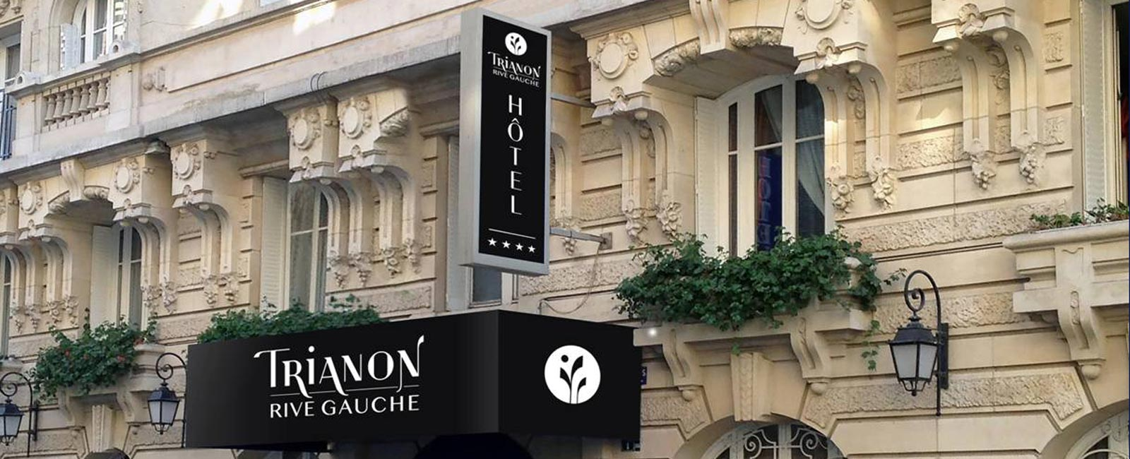 h tel trianon rive gauche paris centre business r unions. Black Bedroom Furniture Sets. Home Design Ideas