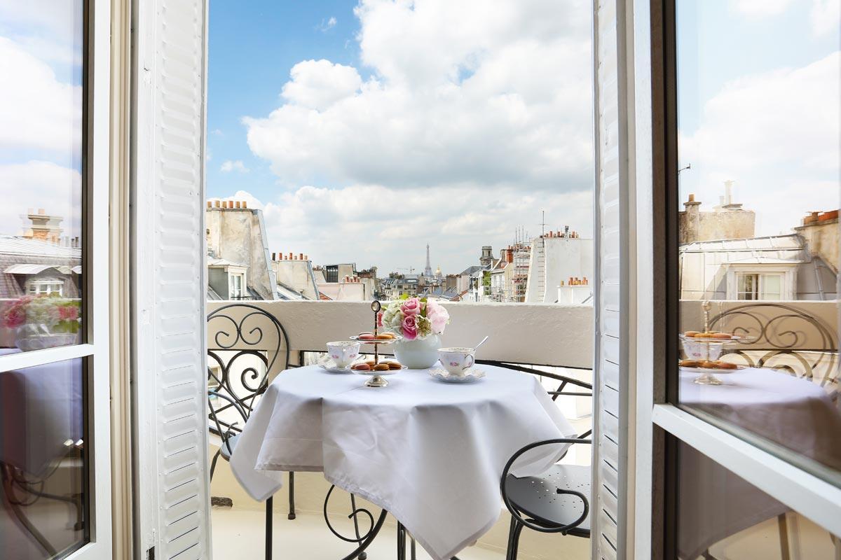 JO 2024 Paris Hôtel Trianon Rive Gauche