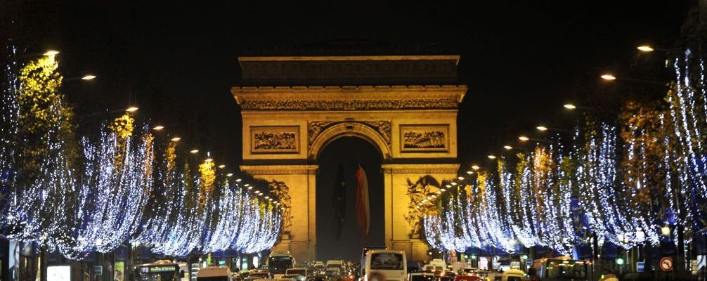 Une balade à Paris pour les fêtes par l'Hôtel Trianon Rive Gauche
