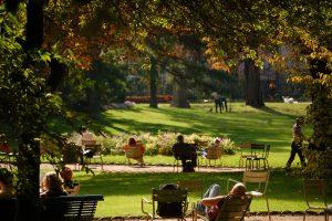 hotel proche du jardin du luxembourg