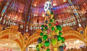 hotel noel paris Galerie Lafayette