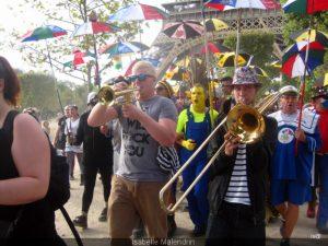 un hôtel pour le carnaval de paris