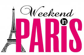 un week end prolongé à Paris